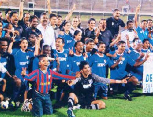 I-League 2011-12