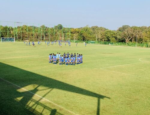 Residential Football Academy Restarts Operation Today, 48 Players To Return