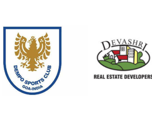 Dempo Sports Club extends partnership with Devashri Nirman LLP