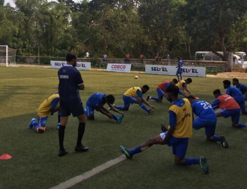 GPL 2020-21: Dempo Sports Club Vs Panjim Footballers