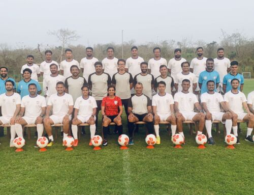 Dempo Sports Club play Host to the AIFF E Certificate Tutor Course