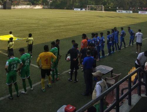 Dempo Sports Club Settle For Draw Against Salgaocar FC
