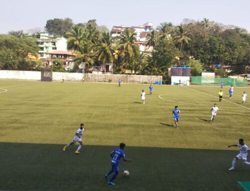 Eagles Script Comeback Against Panjim Footballers, Move Into Second