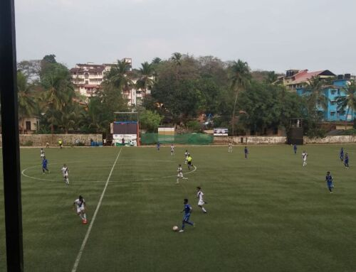 Dempo Sports Club Edge Past Vasco Sports Club