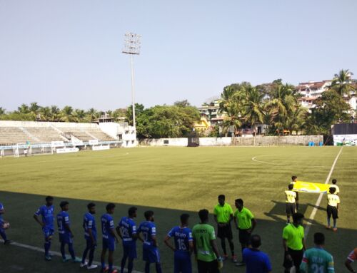 10 men Dempo hold Sporting Clube De Goa to a 4-4 Stalemate